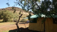 Kloofeind Caravan Lodge & Backpacker