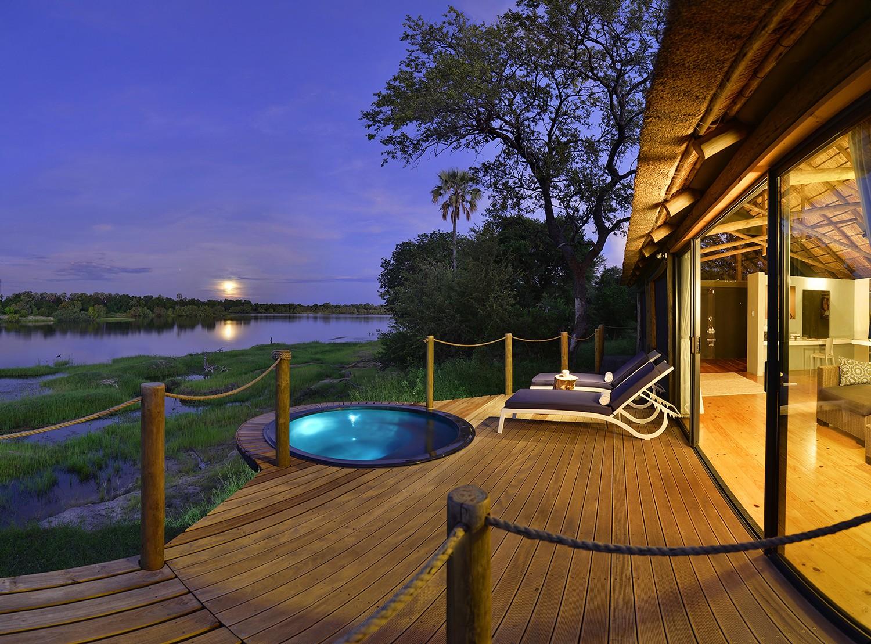 Victoria Falls River Lodge-Zambezi Crescent